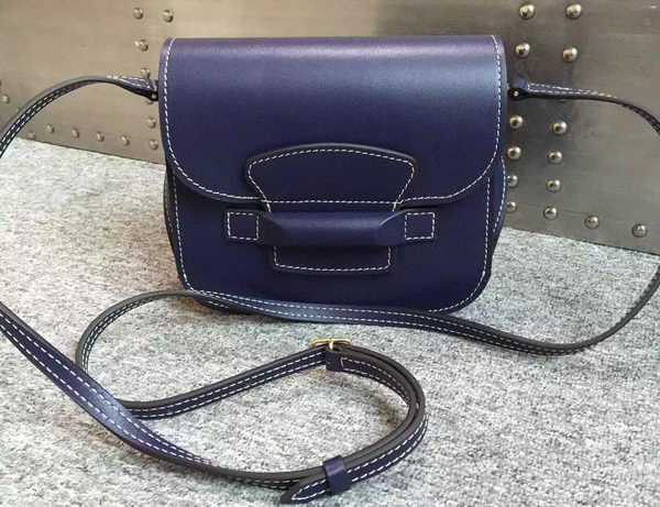 Celine TAB Trotteur Bag Calfskin Leather C77429 Royal