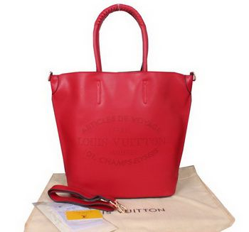 Louis Vuitton Borseatelle Parnassea Leather M94354 Rosso