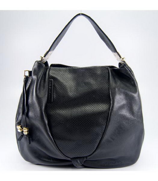 Marc Jacobs borsa a tracolla in pelle nera
