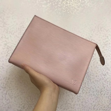 Louis Vuitton Epi Leather TOILETRY POUCH 26 M67184 Pink
