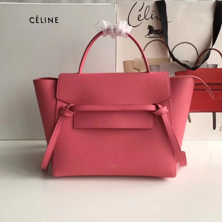 Celine Belt Bag Original Leather CL3349 Rose