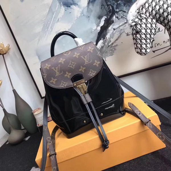 Louis Vuitton Monogram Canvas HOT SPRINGS BACKPACK M53545 Brown