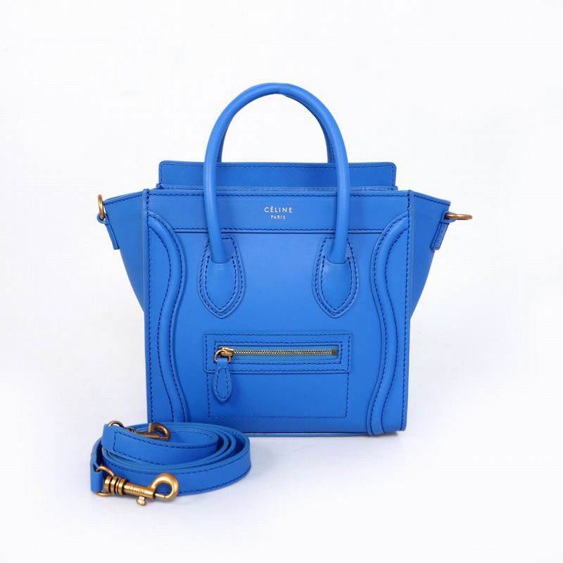 Celine Luggage Nano 08