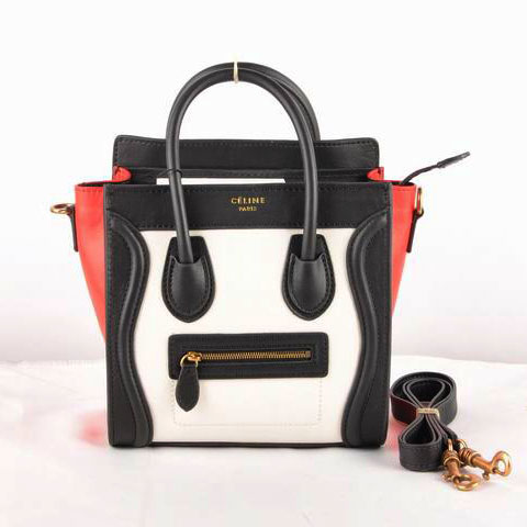 Celine Luggage Nano 11