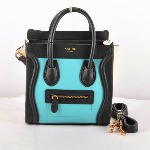 Celine Luggage Nano 15