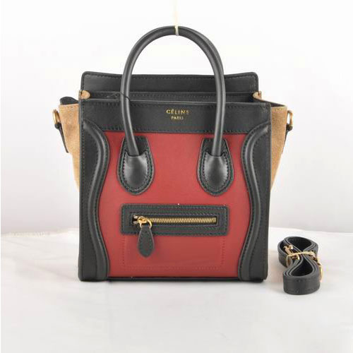 Celine Luggage Nano 16