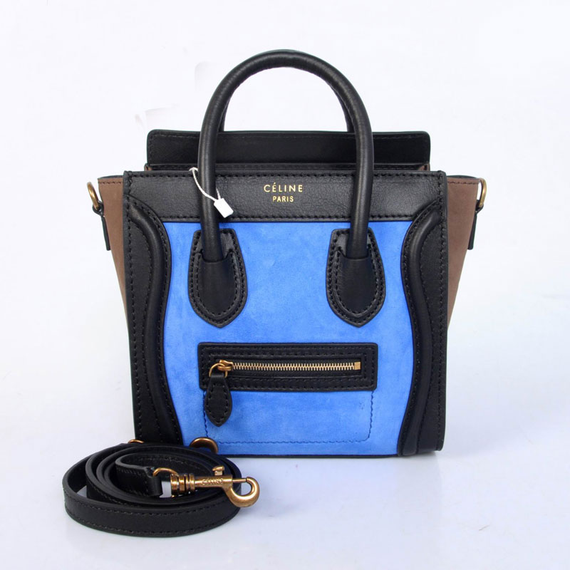 Celine Luggage Nano 20