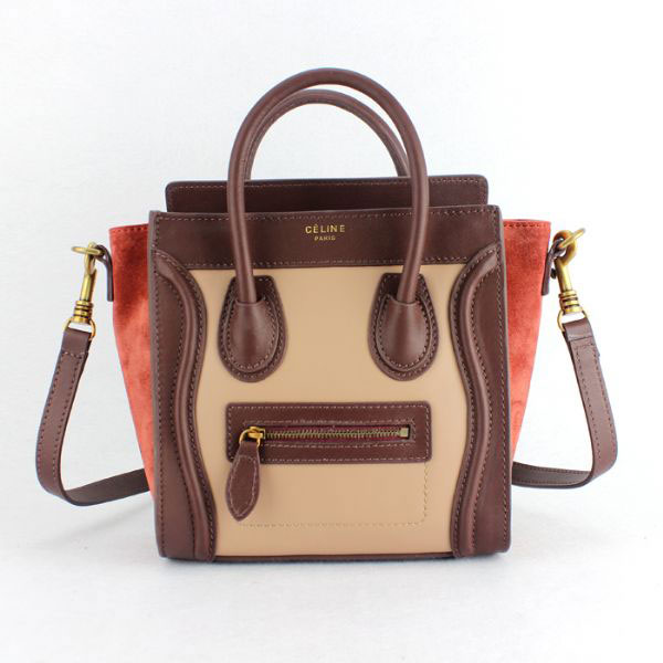 Celine Luggage Nano 23