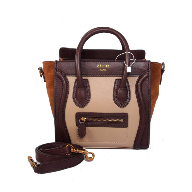 Celine Luggage Nano 25