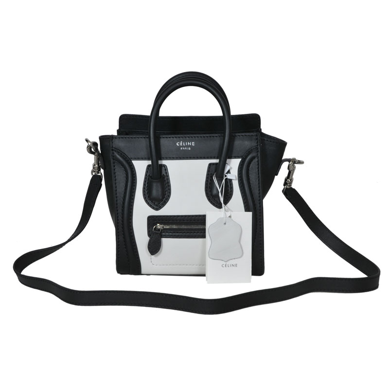 Celine Luggage Nano 26