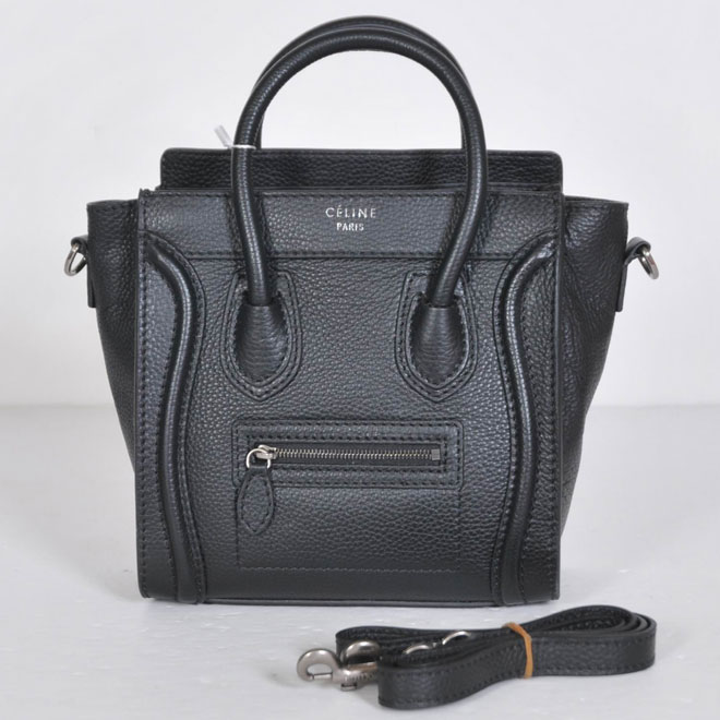 Celine Luggage Nano 28