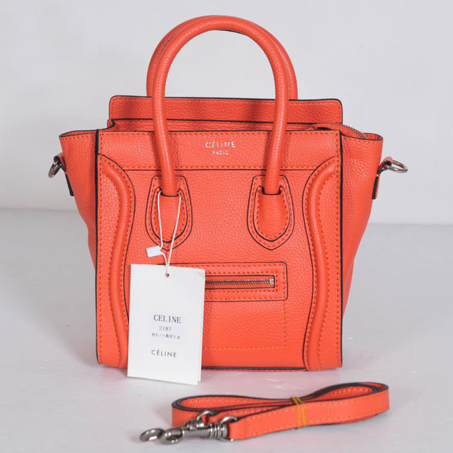 Celine Luggage Nano 29