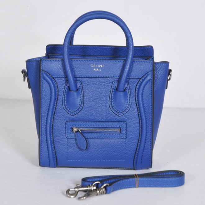 Celine Luggage Nano 30