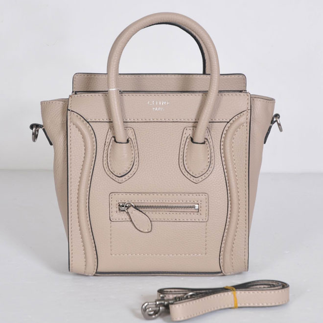 Celine Luggage Nano 33