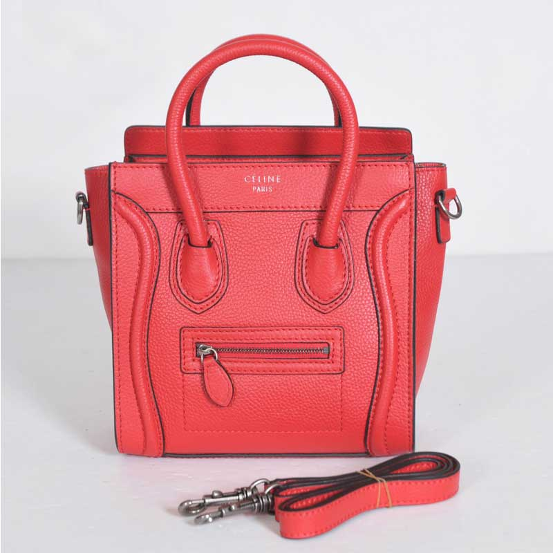 Celine Luggage Nano 34