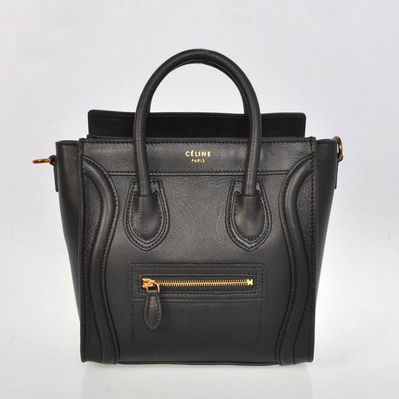 Celine Luggage Nano 01
