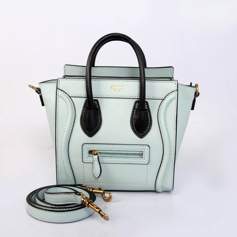 Celine Luggage Nano 05