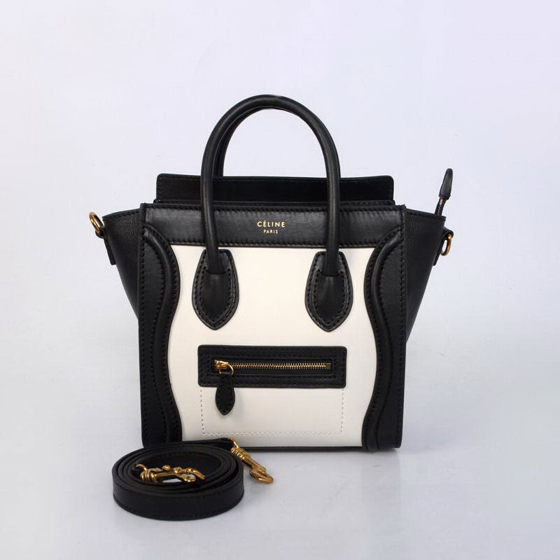 Celine Luggage Nano 07
