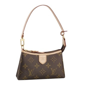 Louis Vuitton Tela Monogram Mini Pochette Delightful Borse M40309